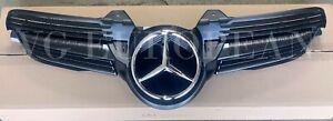 Mercedes Benz Genuine R171 SLK-Class Front Grille Assembly SLK280 SLK350 SLK55