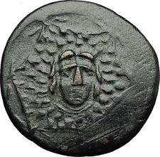 AMASTRIS in PAPHLAGONIA Mithradates VI the GREAT Athena Medusa Greek Coin i58324