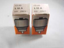 Leitungsschutzschalter 220 - 380 V, Auslösestrom 10 A,  Typ ELS 10, 2 Stück