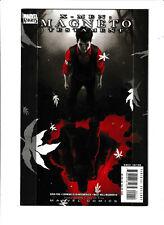 X-Men: Magneto Testament Marvel Comics #1 VF+ 8.5 WWII Nazi's Holocaust 2008