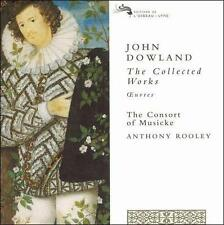 ROOLEY,ANTHONY-JOHN DOWLAND: COLLEC  CD