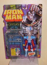 Century from Iron Man Marvel Comics 1995 Toy Biz  with Cape & Battle Staff