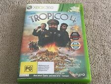 Tropico 4 Xbox 360 Game USED