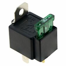 4Pin DC12V 30A Fused On/Off Automotive Fused Relay With insurance wire N5E8