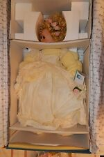 """Ltd Edition """"Believe in Angels by Rose Mari"""" MasterPiece Gallery Porcelain Doll"""