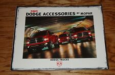 Original 2003 Dodge Ram Truck Accessories By Mopar Sales Brochure 03