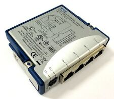 National Instruments NI 9237 module Bridge 4Ch cDAQ cRIO like NEW GST INVOICE