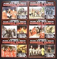 Mission Fotobusta Eroica I Pomperi Ilino B De Sica Boldi Dorf R187