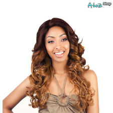 ISIS (Mane Concept) BROWN SUGAR Human Hair Blended Lace Front Wig - BS207