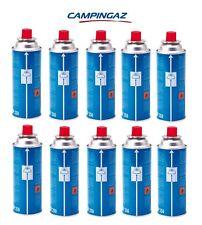 BOMBOLETTA CARTUCCIA CARTUCCE A GAS GPL CP250 CP 250 CAMPINGAZ   ** 10 PEZZI **
