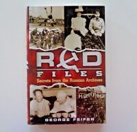 Red Files Secrets From The Russian Archives by George Feifer