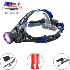 2000LM Rechargeable Headlamp CREE XM-L T6 LED Head Torch Light + 18650 Battery