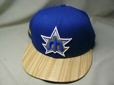 Seattle Mariners New Era 9 Fifty Cooperstown Collection Snap Back Ball Hat