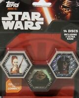 Star Wars Galactic Connexions 14 Disc Starter Pack NEW with Extra Disc Pack!