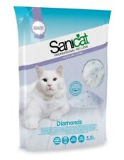 Sanicat Professional Silica Crystals 3.8L High Level of Absorption