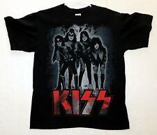 KISS Band Alive 35 Tour Aussie Australia & Europe Concert T-Shirt L UNWORN 2008