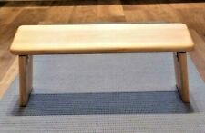 Meditazione pieghevole preghiera yoga sgabello bench ebay