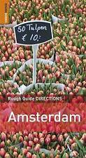 """""""VERY GOOD"""" Rough Guide Directions Amsterdam, Rough Guides,Densley, Karoline,Lee"""