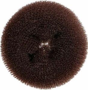 Hair Tools Bun Ring Bun Shaper - Brown - 7cm