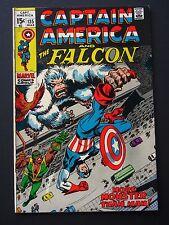 Captain America #135 VF+ 1971 High Grade Marvel Comic