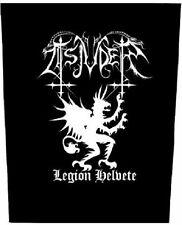 TSJUDER - Legion Helvete - Backpatch / Rückenaufnäher