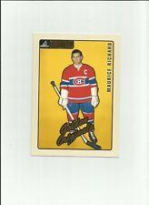 MAURICE RICHARD BEEHIVE #61 GOLDEN ORIGINALS CANADIENS 1997 98 PINNACLE