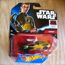 Disney STAR WARS Hot Wheels KANAN #15 diecast Mattel REBELS Series Muscle Car