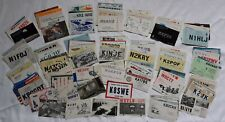 More details for amateur radio job lot of 240 x qsl cards c 1980 -1990 usa american ham