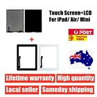 For iPad Air 1 2 3 4 5 6 Mini 4 3 2 1 Digitizer Touch Screen + LCD Replacement