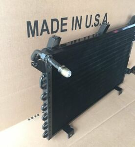 1965 LINCOLN CONTINENTAL A C CONDENSER HIGH PERFORMANCE FOR USE W/R12 OR R134a