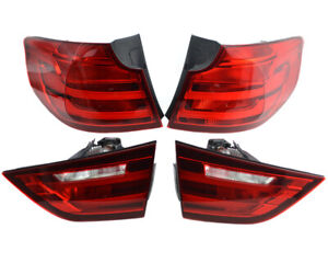 BMW 3 GT SERIES F34 REAR TAILLIGHT FULL SET RIGHT AND LEFT SIDE GENUINE USA