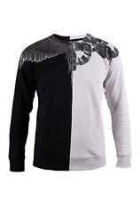 Marcelo Burlon Herren Sweatshirt | Aufwändiger Print  | CMBA009E185060020606