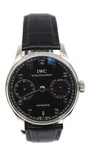 IWC Portuguese 7 Day Stainless Steel Watch IW500109