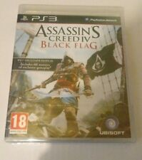 Assassin's Creed IV (4) Black Flag PS3 New Sealed UK PAL Sony PlayStation 3 4