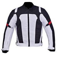 Professional Men Waterproof Genuine Motorbike Motorcycle 600D Cordura Jacket