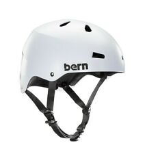 Bern Macon Helmet Satin White Size Small/Medium- Brand New In Box