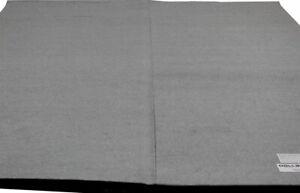 "10'x10'x1.25"" CARPET Gray Dollamur Flexi- Roll Cheerleading Mat Flexi-Connect"