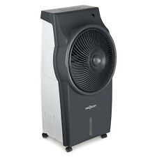oneConcept Kingcool Rafraichisseur d'air 3-en-1 ventilateur ioniseur clim gris