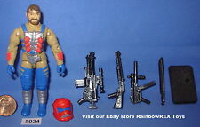 1993 OZONE Tan Uniform Astro-Infantry Trooper GI Joe 3 3/4 inch Figure