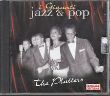 CD 1100 I GIGANTI DEL JAZZ E POP THE PLATTERS