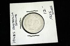 1943 Georgivs VI One Shilling - Silver - Proof Condition