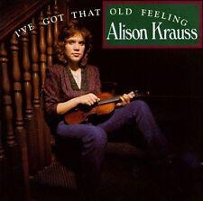 ALISON KRAUSS: I've Got That Old Feeling CD