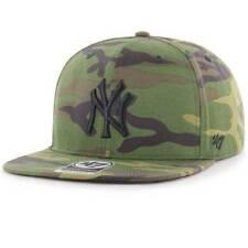 47 Brand Mlb New York Yankees Captain Snapback  Gorra Verde Hombre