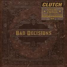 CLUTCH - BOOK OF BAD DECISIONS (LIMITED BOOK EDITION-CD) 12,01  CD NEU