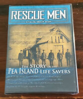 NEW Rescue Men: The Story of the Pea Island Lifesavers (2010) Authentic US DVD