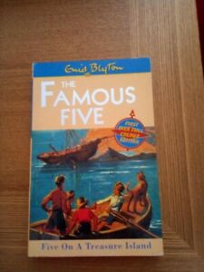 The Famous Five: Five on a Treasure Island: First Ever Full colour edition