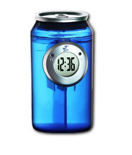 Water Powered Can Clock - Just Add Water To Power - Eco Gadget
