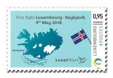 Cover Luxembourg Stamps