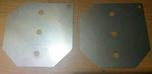 11 replacement Stainless steel plates for Hydrogen / Browns Gas Generator , HHO