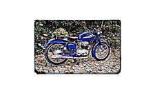 Bianchi Tonale 175 Sport Motorbike A4 photo Retro Bike
